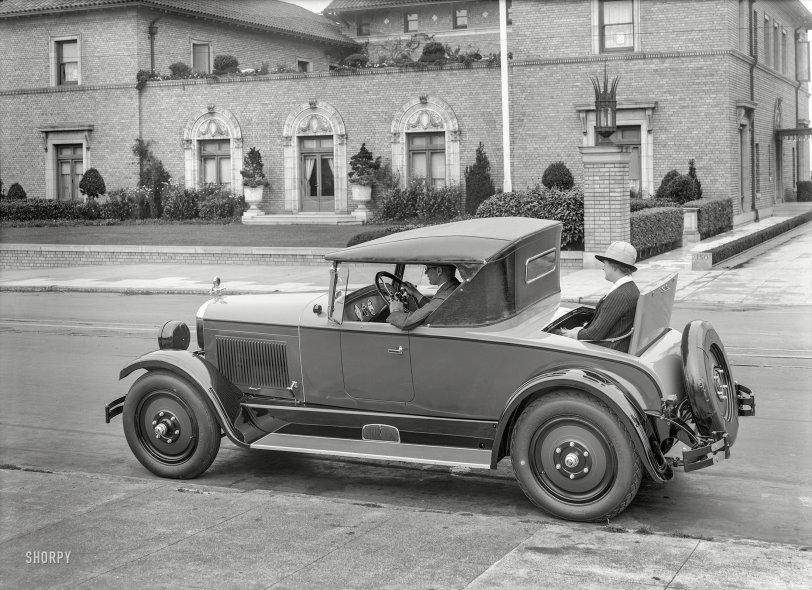 Nash Rumbler: 1926