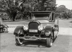 Drivers Wanted: 1924