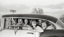 Tri-Five Drive-In: 1957