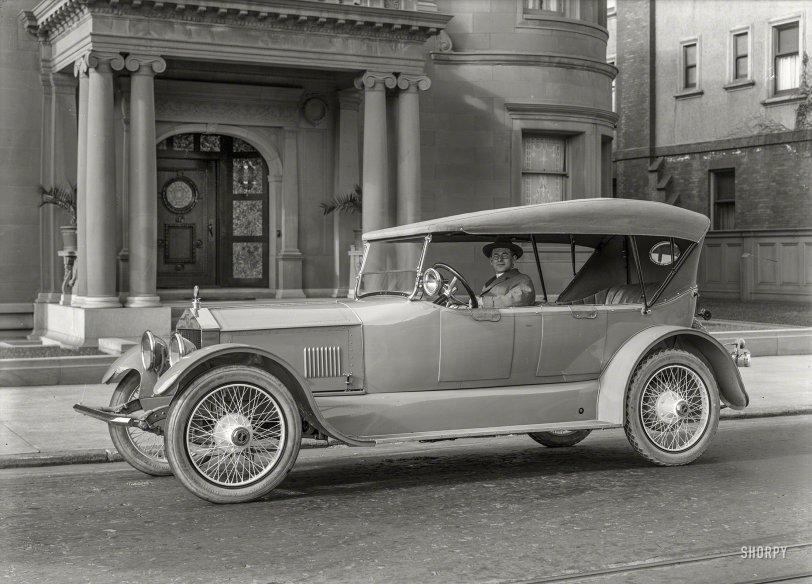 When in Roamer: 1919