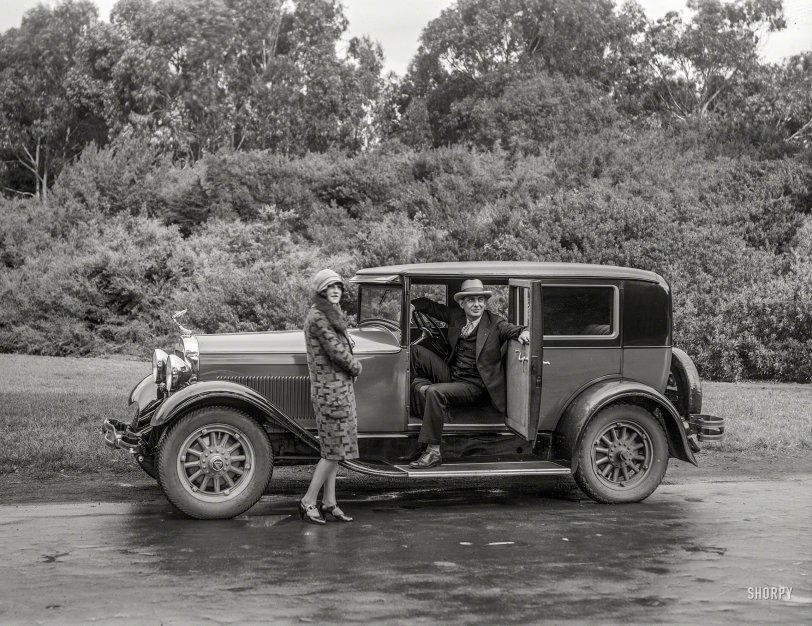 Sodden Six: 1928
