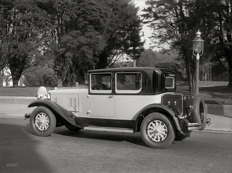 Car Park: 1929