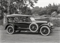 Sixth Wheel: 1919