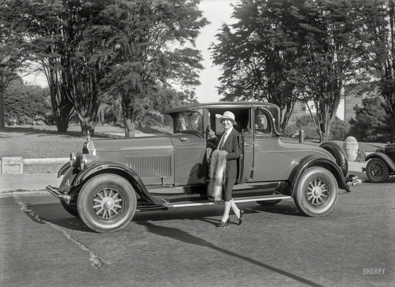 Paige-Turner: 1927