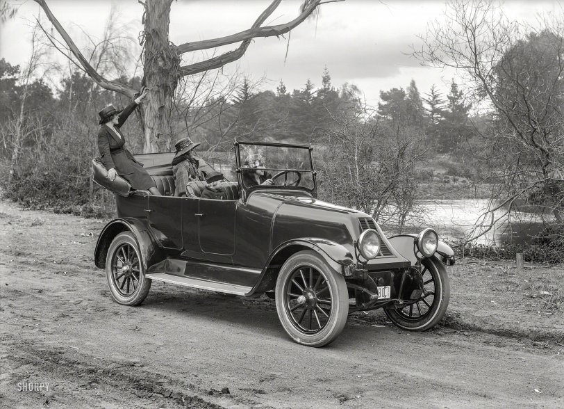 Offroaders: 1919