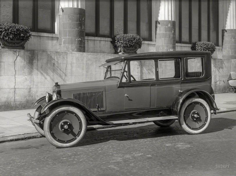 Open and Shut: 1921