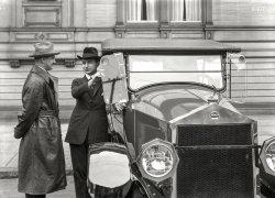 Man on the Moon: 1920