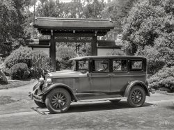 Peerless in the Park: 1927