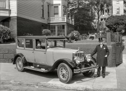 The Franklin's Franklin: 1928