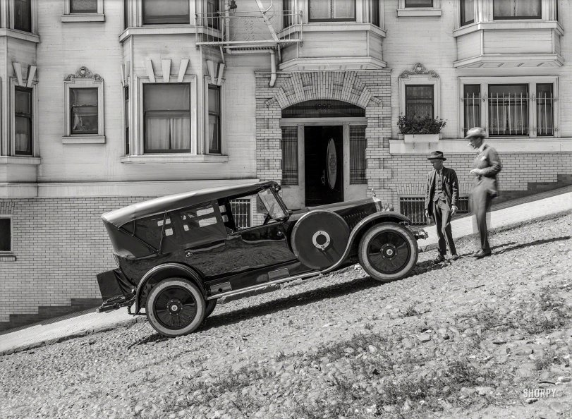 Upwardly Mobile: 1923