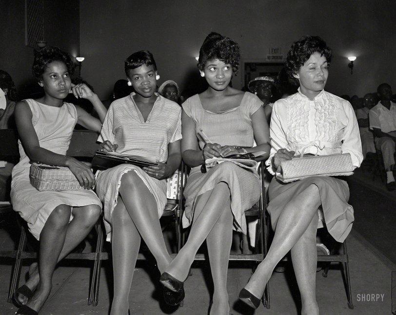 Pencils Up: 1960