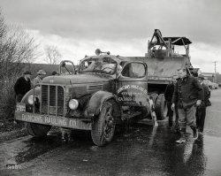 Fire Truck: 1950