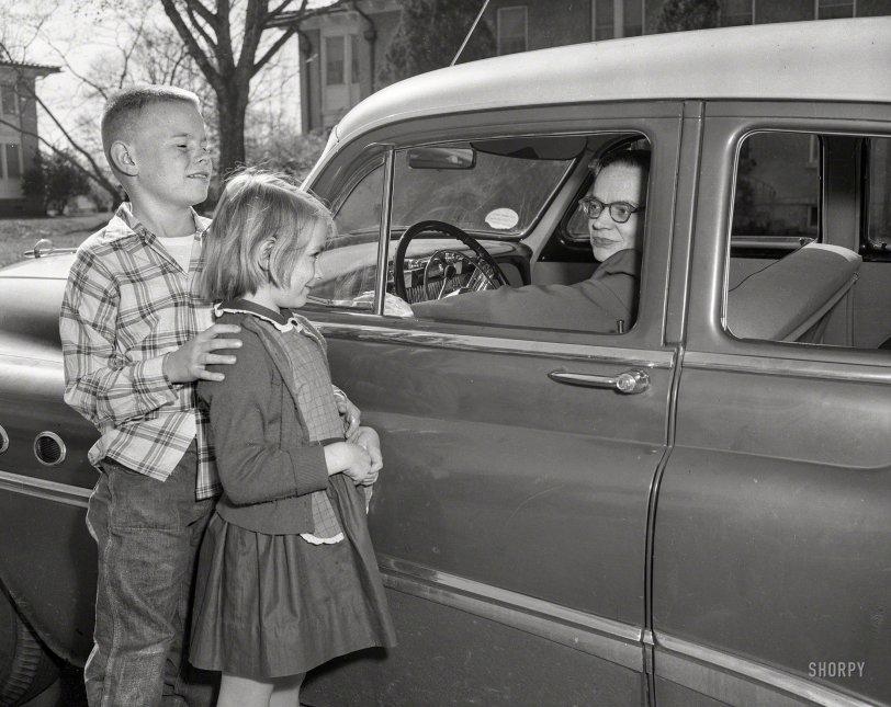 Hop In: 1955