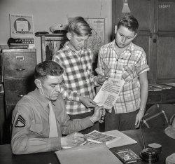 Future Marines: 1956