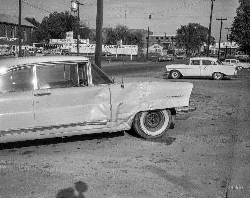 Wrinkled Lincoln: 1957
