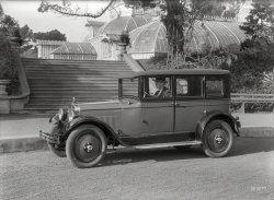 Ajax Six: 1925