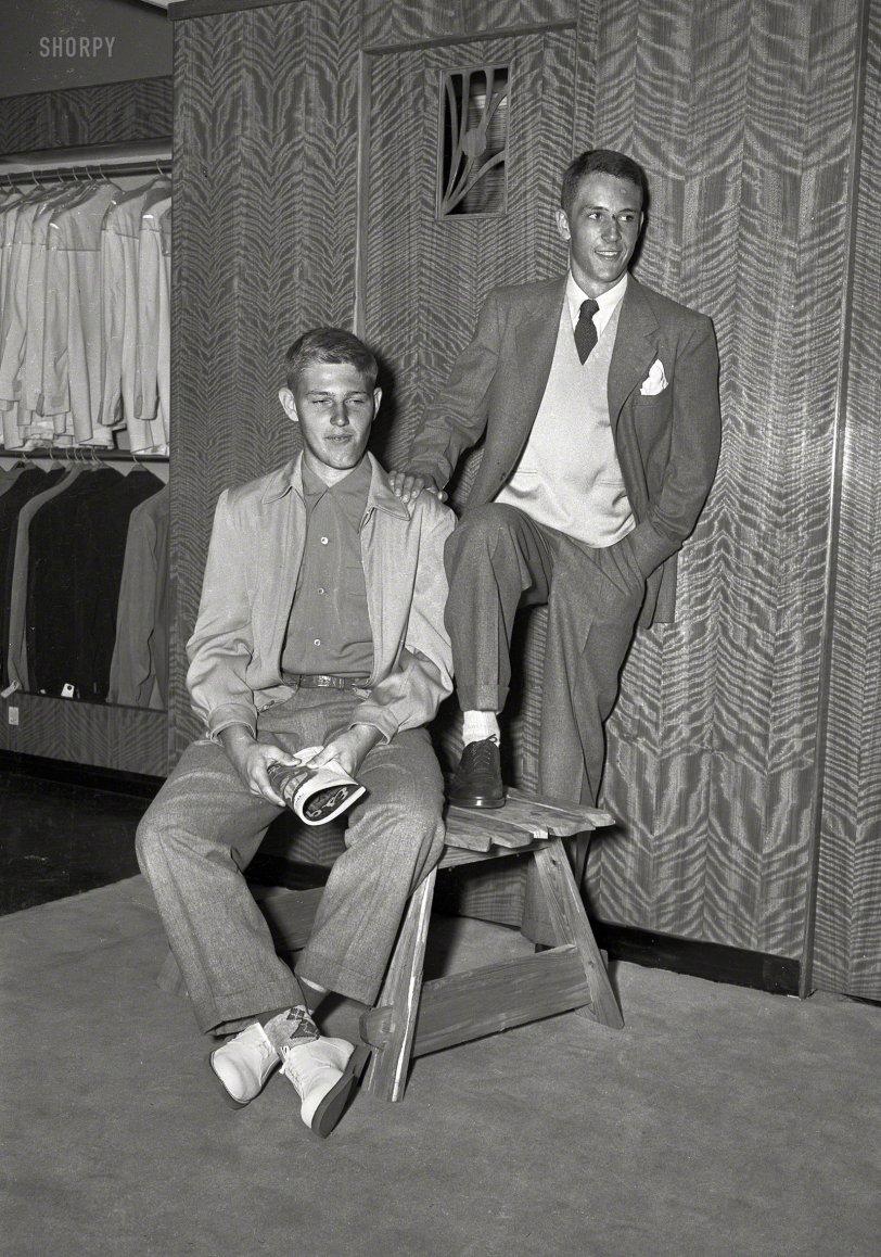 Model Citizens: 1948