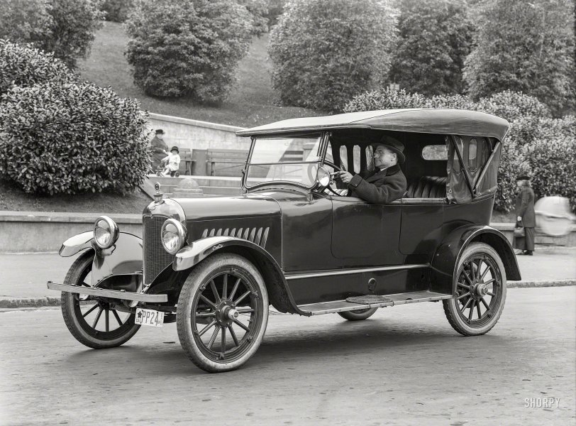 Buggy Buffet 1919 Shorpy Vintage Photography