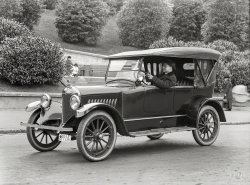 Buggy Buffet: 1919