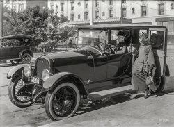 Milady's Marmon: 1919