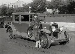 Cherchez La Salle: 1928