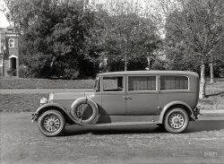 Private Coach: 1931