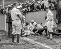 Yer Out: 1924