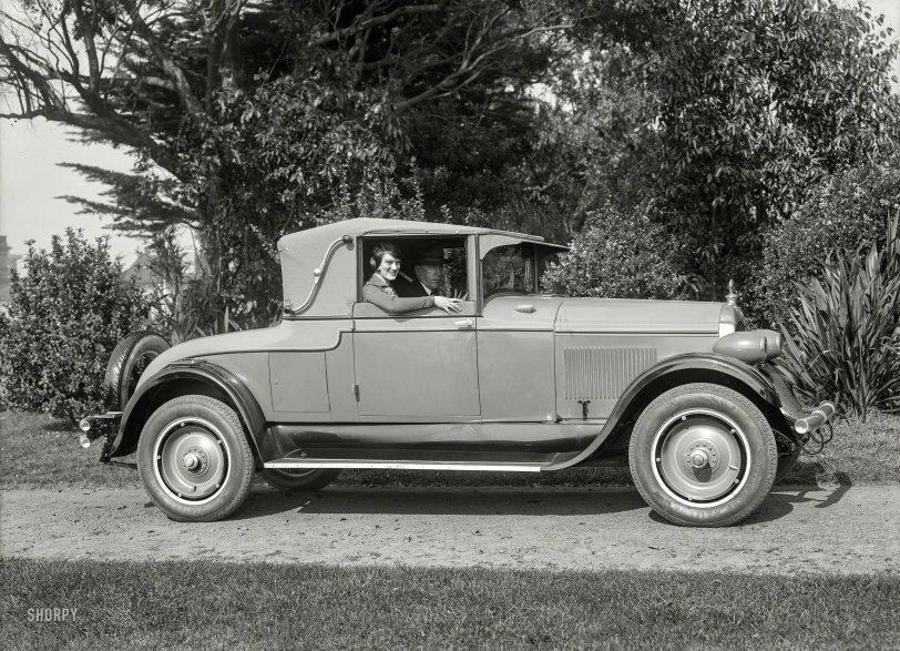 Va-Va-Vroom: 1927
