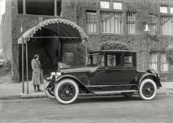 Club Coupe: 1920