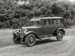 Shady Six: 1925