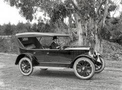 Go, Gardner, Go: 1922