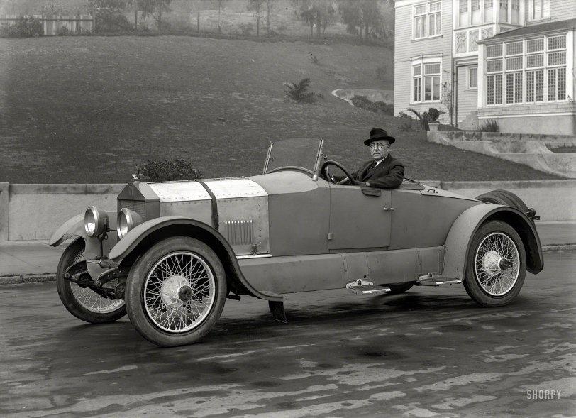 Ready to Roamer: 1921