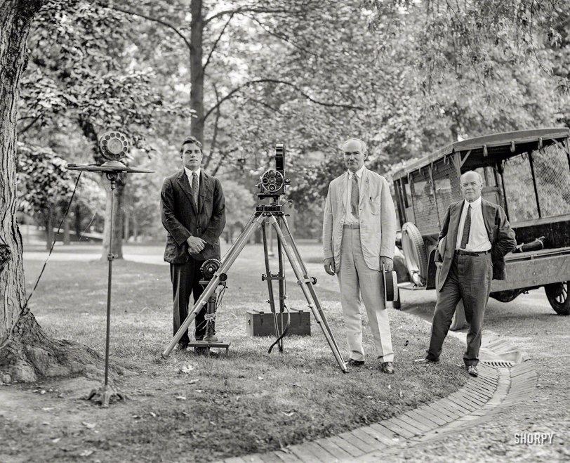 De Forest Phonofilm: 1924