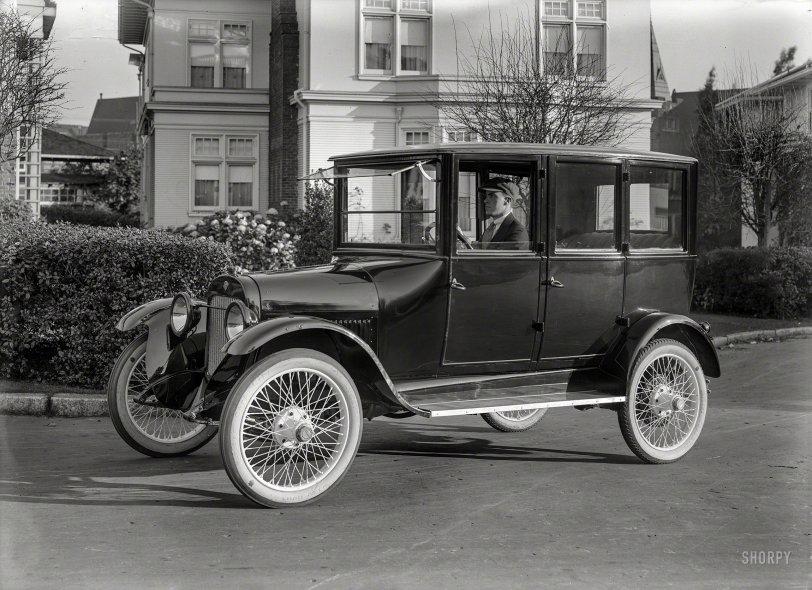 Neighborhood Watch: 1920