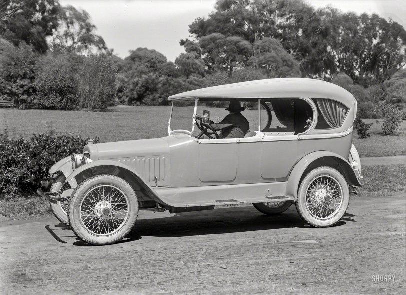 Petit Hearse: 1919