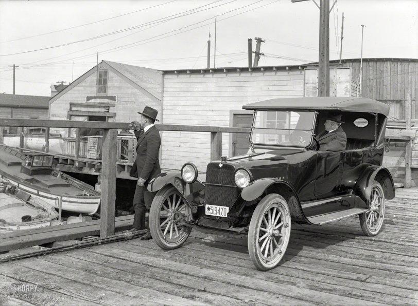 At Anchor: 1919