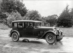 Vertical Eight: 1927