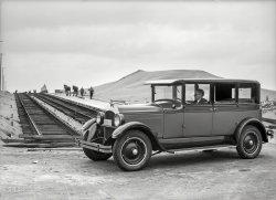 Dune Buggy: 1926