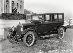 Formal Phaeton: 1921