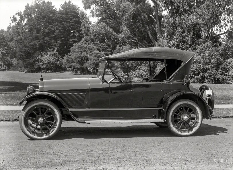 Bulgemobile: 1920
