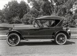 Bulgemobile: 1920