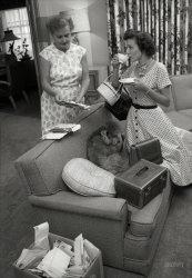 Busy Betty: 1954