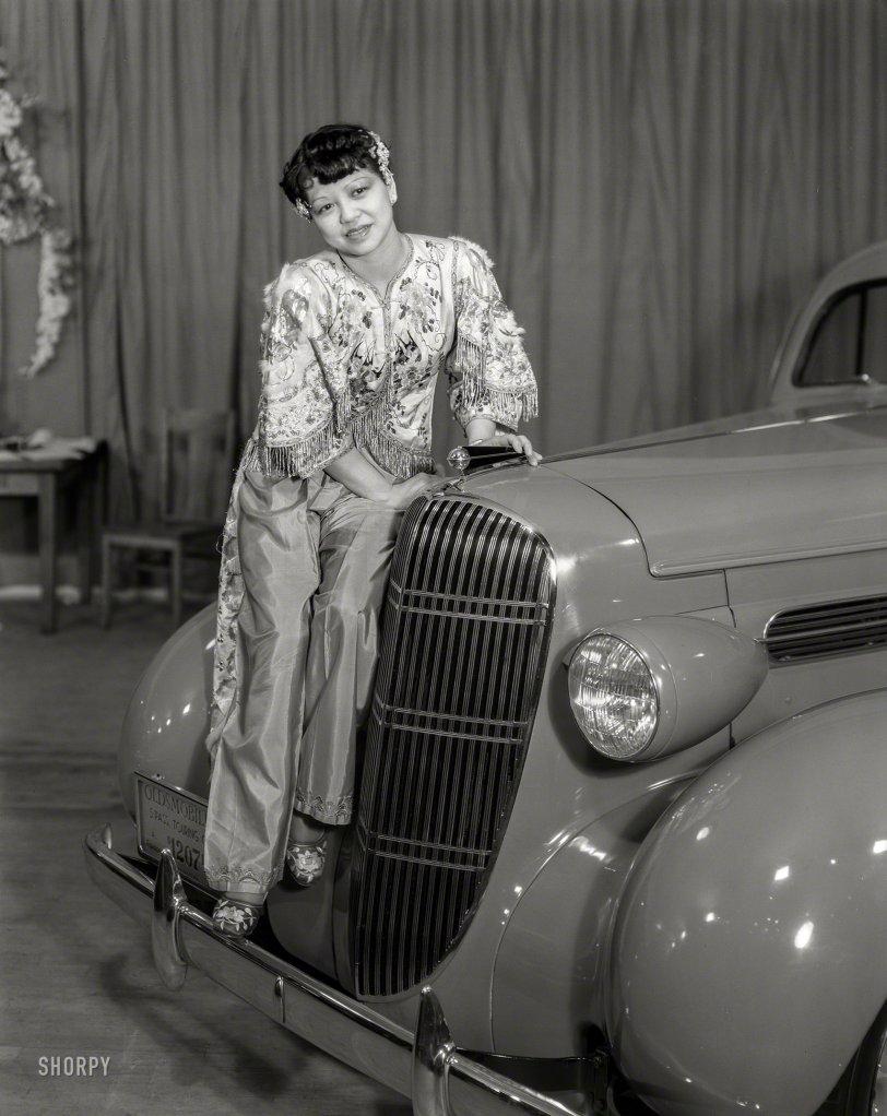 Fille de Grille: 1935