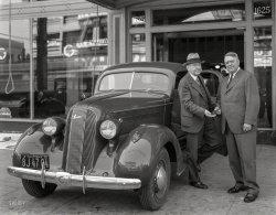 The Handover: 1935