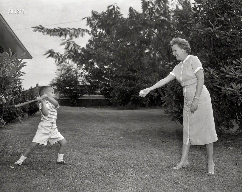 Junior League: 1953