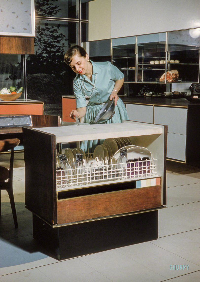 Miracle Dishwasher: 1959