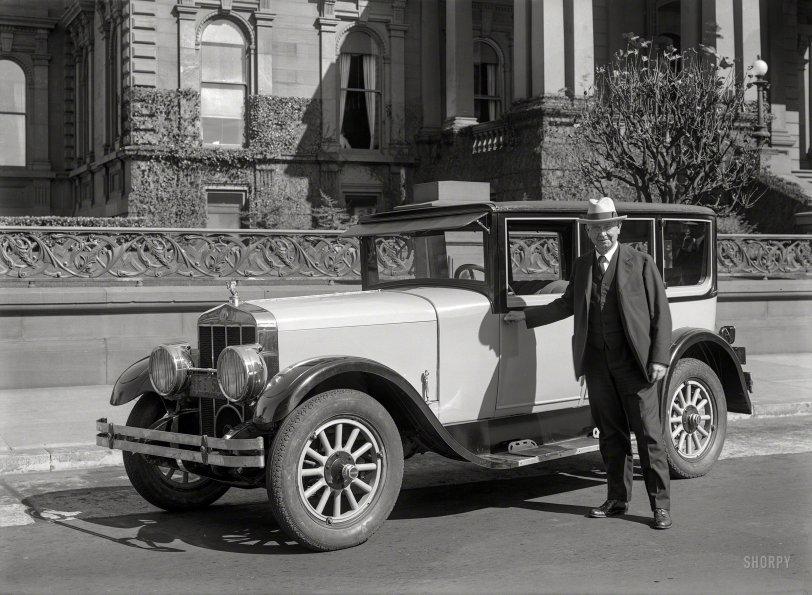 Franklins at the Flood: 1928