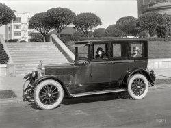 It Is Ridden: 1923