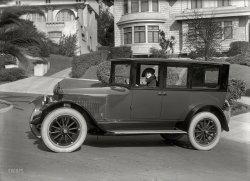 Eight Belle: 1921
