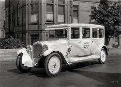 Invalid Car: 1926